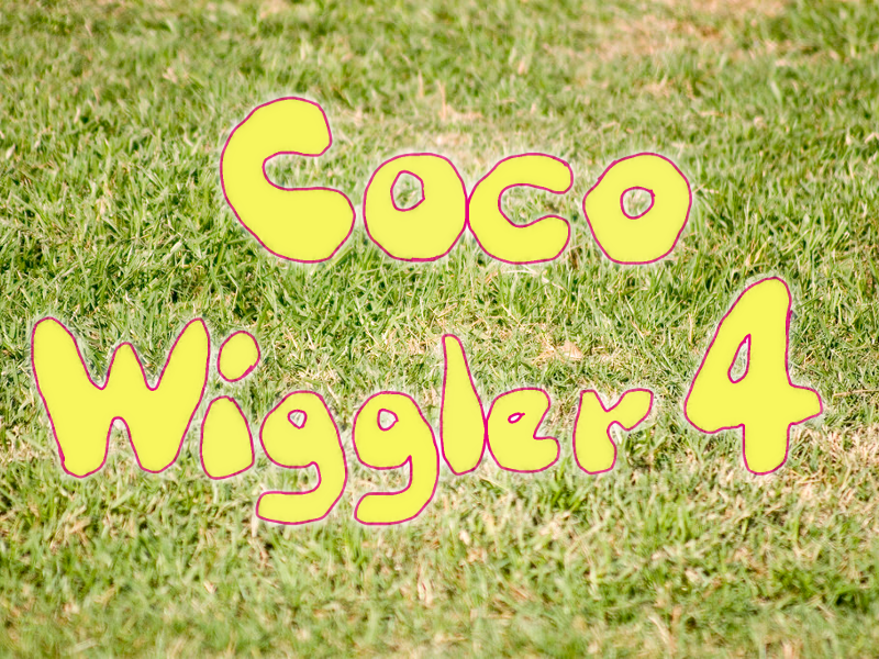 Coco Wiggler 4
